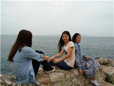 让大海见证我们永恒的友谊。